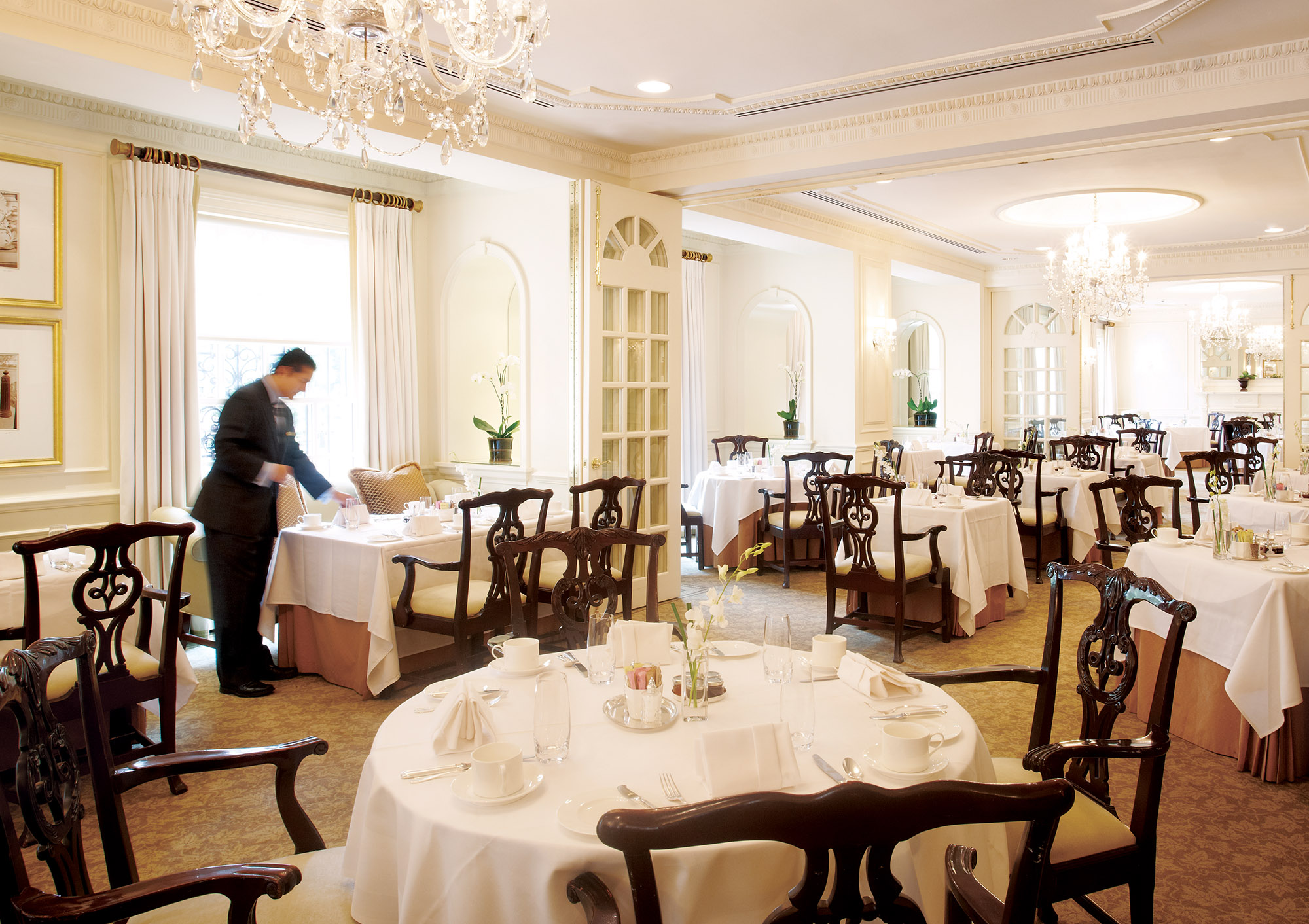 Restaurants Near The White House The Lafayette